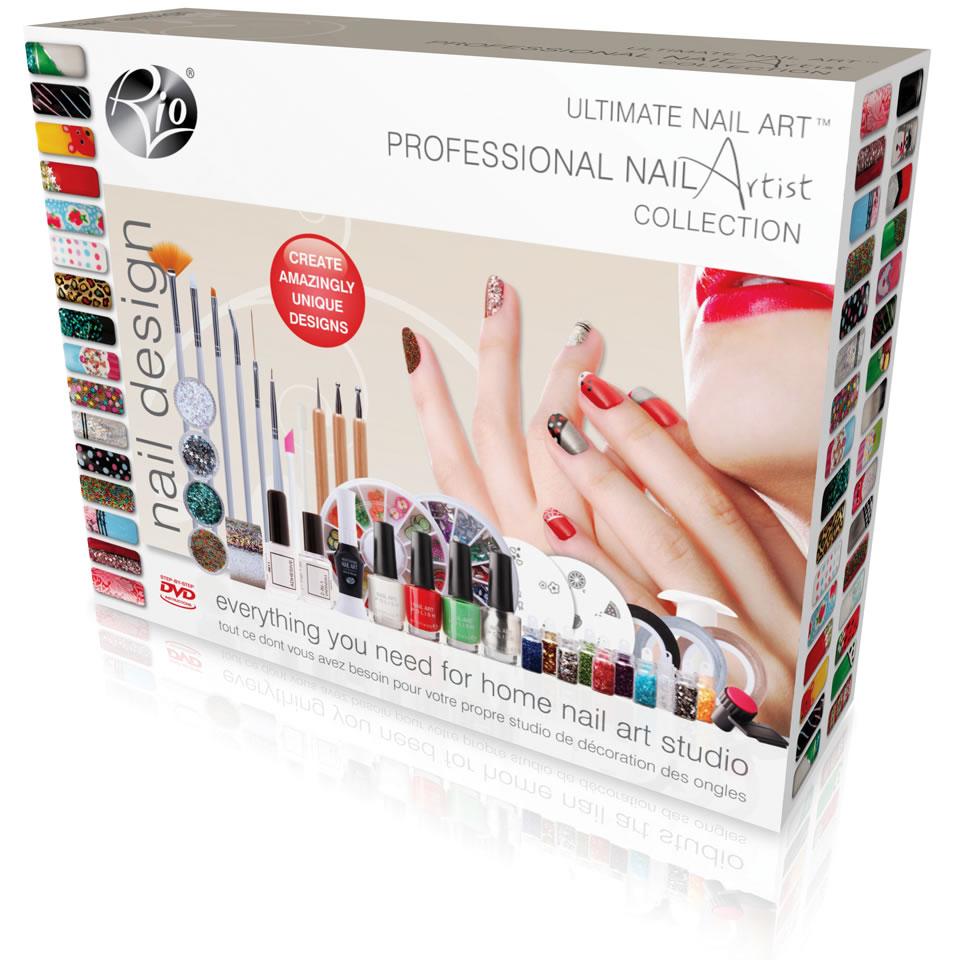 Ultimate Nail Art & Gel Nails