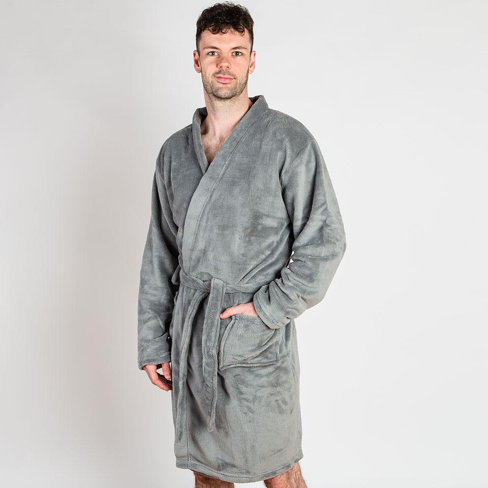 982ffcfa4f01 Lazy Days Robe Set with Slippers